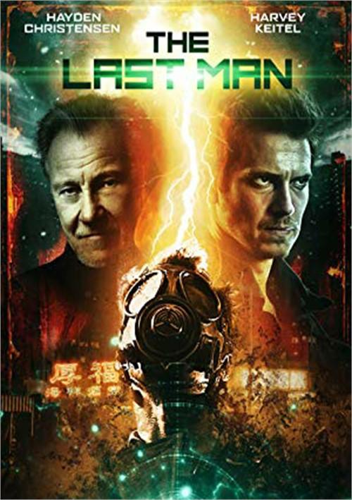 Last Man, The (DVD)(ENG W/SPAN-SUB)