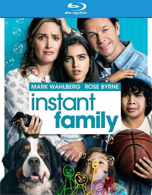 Instant Family (Blu-ray+DVD+Digital)