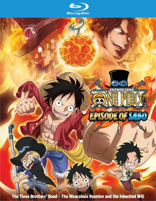 One Piece - Episode of Sabo (BLU-RAY/DVD/2 DISC)