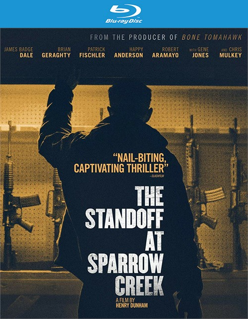 Standoff at Sparrow Creek, The (BLU-RAY/WS)