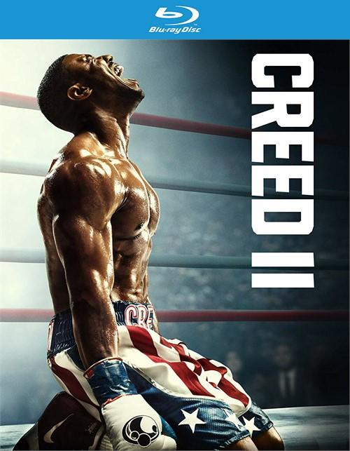 Creed II (2018/Blu-ray/DVD/Digital HD Combo/2 DISC)