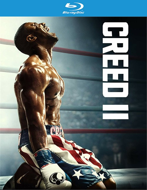 Creed II (2018/Blu-ray/4K-UHD/Digital HD Combo/2 DISC)