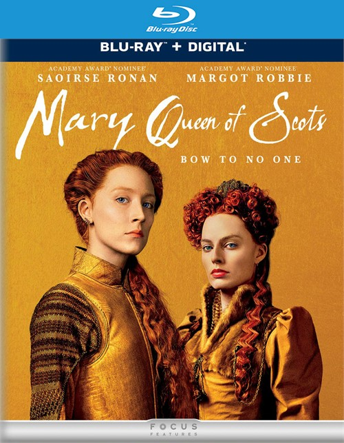 Mary Queen of Scots (Blu-ray/Digital)
