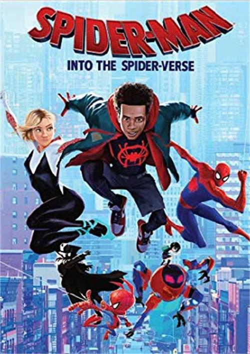 Spider-man: Into the Spider-verse (DVD/W-DIGITAL)