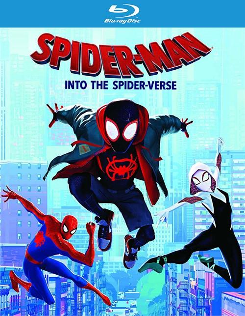 Spider-man: Into the Spider-verse (BR/DVD/W-DIGITAL)