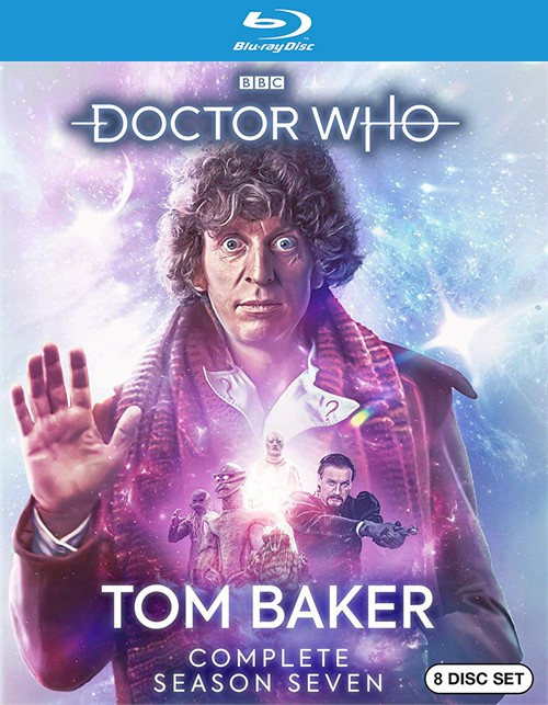 Dr. Who - Tom Baker - Complete Season Seven (BLU-RAY/6 DISC)