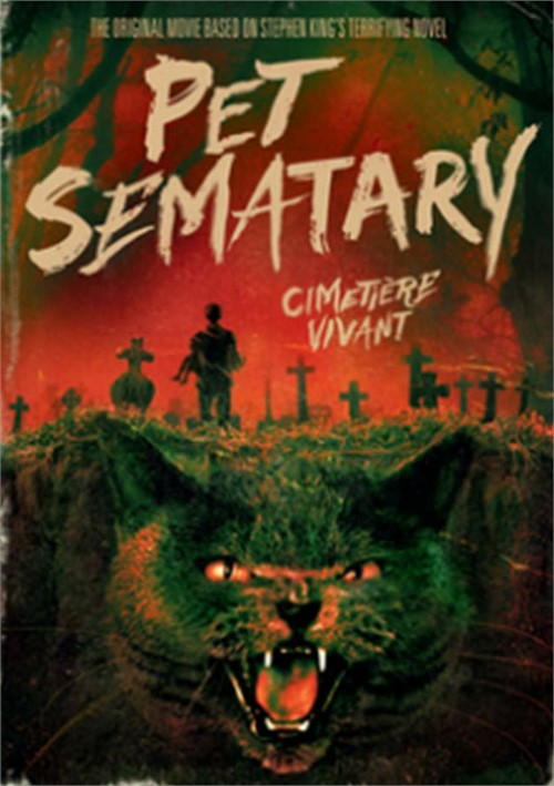 Pet Sematary - 30th Anniversary (BLU-RAY/DIGITAL)