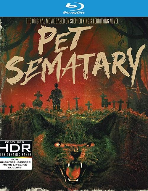 Pet Sematary - 30th Anniversary (4KUHD/BLU-RAY/DIGITAL)