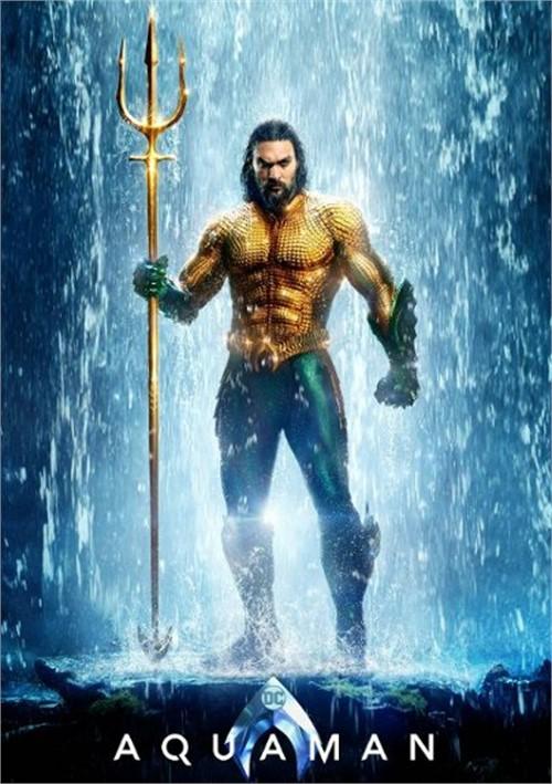 Aquaman (2018/DVD/SPECIAL EDITION/2DISC)