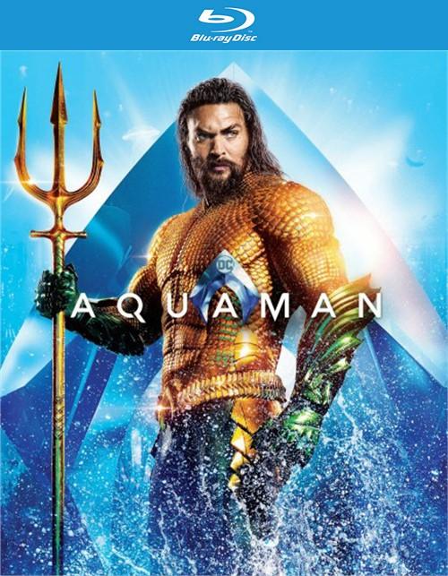 Aquaman (2018/BLU-RAY/4K-UHD/DIGITAL HD/2DISC)
