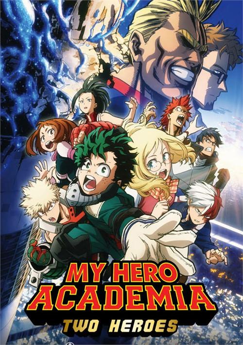 My Hero Academia - Two Heroes (DVD/DIGITAL)