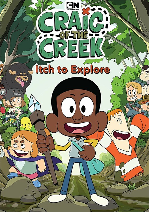 Craig of the Creek - Itch to Explore - Season One (DVD/13 EPISODES)