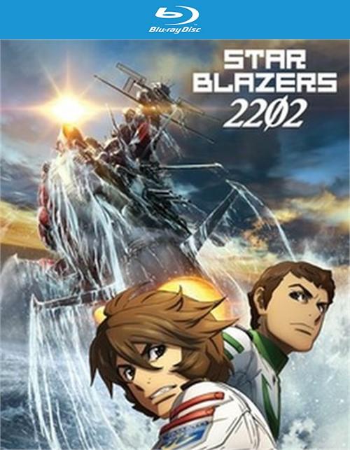 Star Blazers - Space Battleship Yamato 2202 - Part 1 (BLU-RAY/DVD/4 DISC/FUN D)
