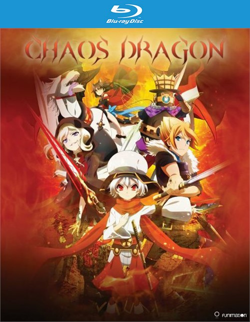 Chaos Dragon - Complete Series (BLU-RAY/2DISC/FUN DIGITAL)