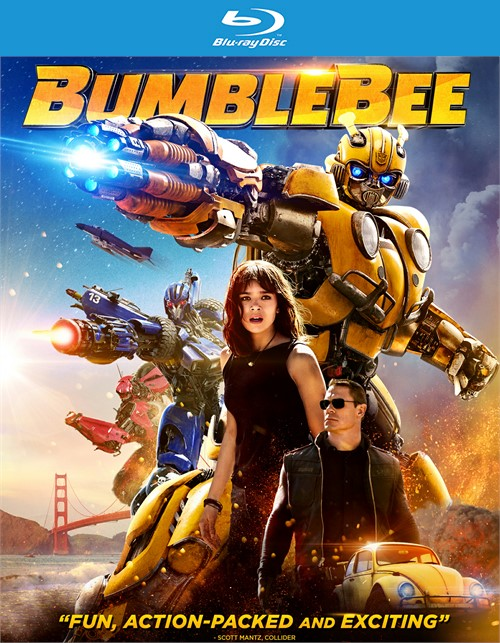 Bumblebee (4K/BR/DIGITAL) (2 DISC)