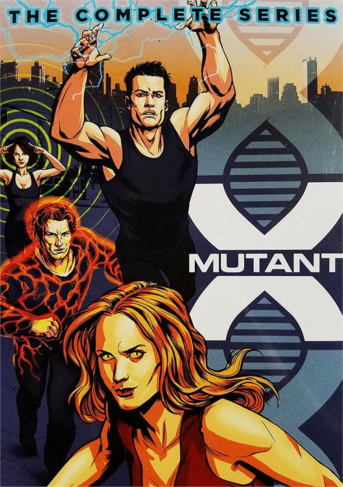 Mutant X - Complete Series (15-DISC)