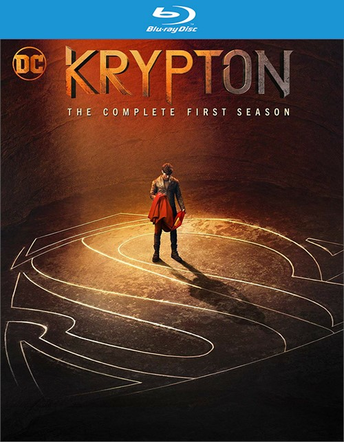 Krypton - Season One (BLU-RAY/2 DISC)