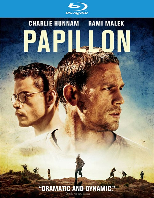 Papillon (2018/BLU-RAY/DIGITAL)