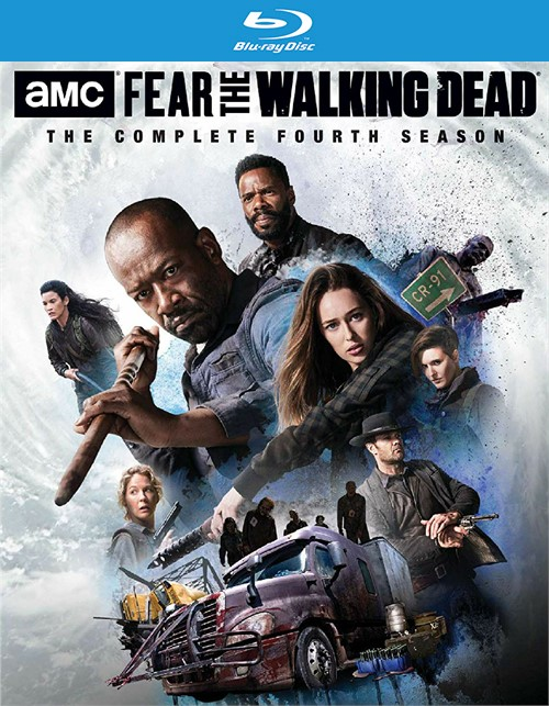 Fear the Walking Dead - The Complete Fourth Season (BR/W-DIGITAL)