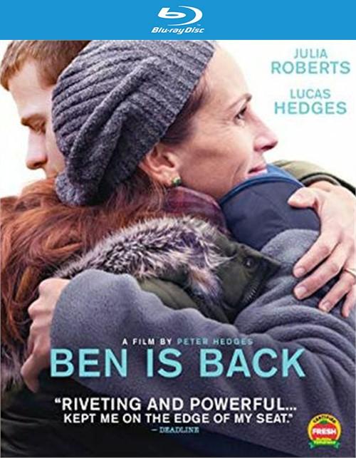 Ben is Back (Blu-ray+DVD+Digital)