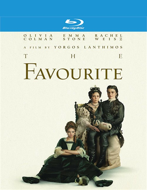 Favourite, The (BLU-RAY/DVD/2 DISC)
