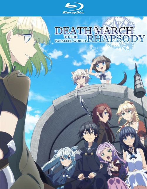 Death March to the Parallel World Rhapsody - Complete (BLU-RAY/DVD/DIG)