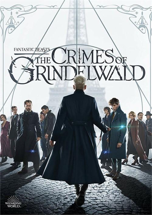 Fantastic Beasts - Crimes of Grindelwald