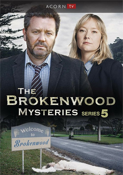 Brokenwood Mysteries, The : Series 5 (DVD)(4DISCs/WS/ENG/ENG)