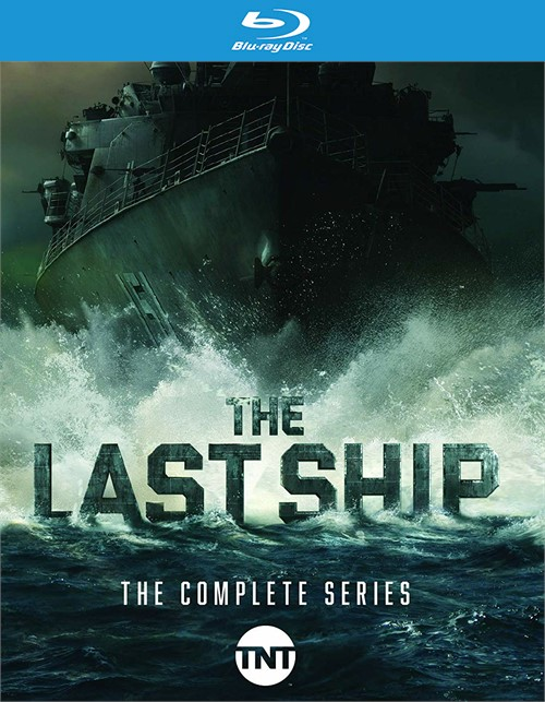 Last Ship, The: Complete Seasons 1-5(BLU-RAY/13 DISC)