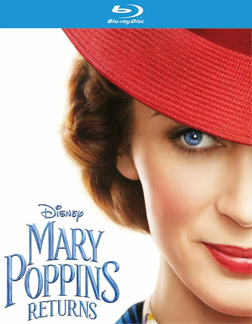 Mary Poppins Returns (4K-UHD/BLU-RAY/DIGITAL)