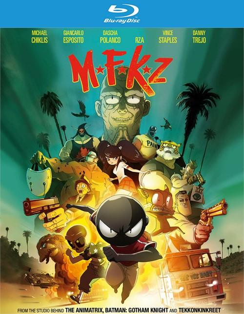 MFKZ (BLU-RAY/DVD)