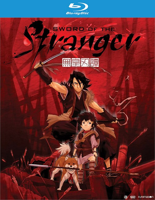 Sword of the Stranger (BLU-RAY/DIGITAL)