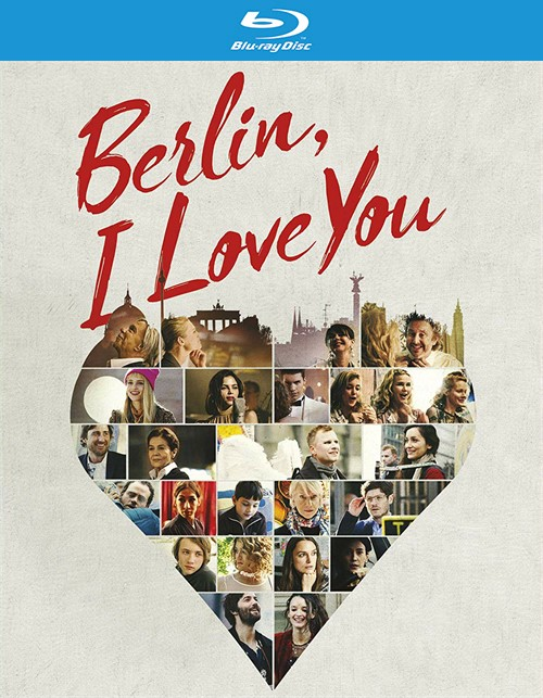 Berlin I Love You (Blu-ray+Digital)