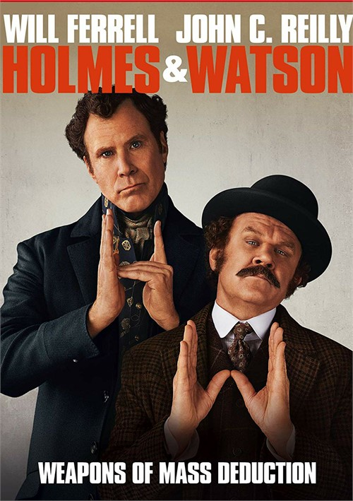 Holmes and Watson (DVD/W-DIGITAL)