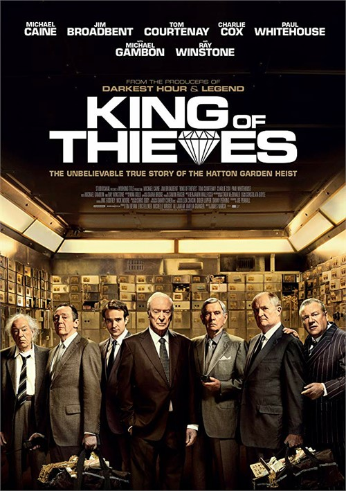 King of Thieves (ENG W/SPAN-SUB)