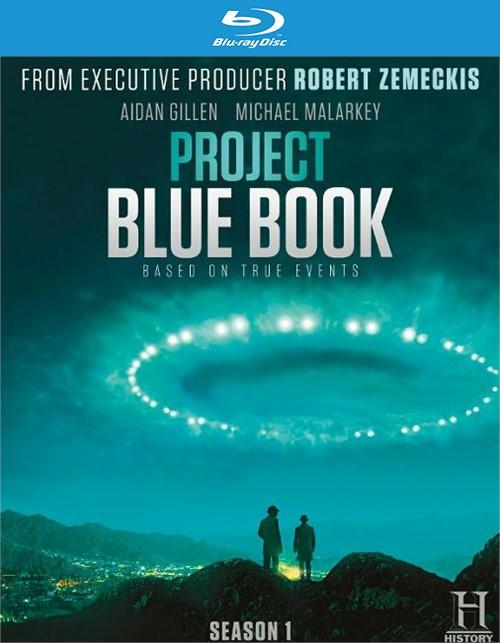 Project Blue Book: Season 1 (BR)(ENG W/SPAN-SUB)