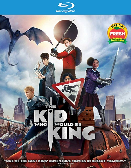 Kid Who Would Be King, The (BLU-RAY/DVD/2 DISCS)