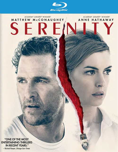 Serenity (BLU-RAY/DVD/DIGITAL)