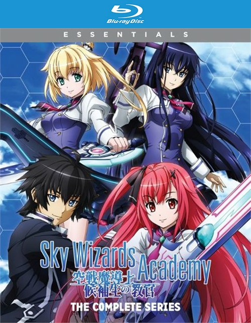 Sky Wizards Academy - Complete Series (BLU-RAY/2 DISC)