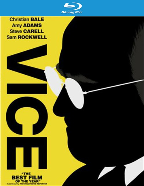Vice (BLU-RAY/DVD/DIGITAL)