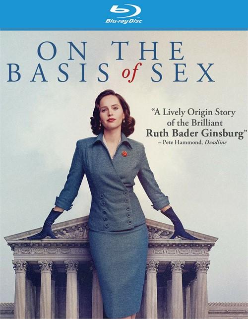 On the Basis of Sex (BLU-RAY/DIGITAL)