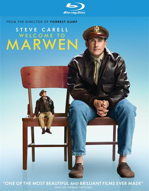 Welcome to Marwin (BLU-RAY/DVD/DIGITAL)
