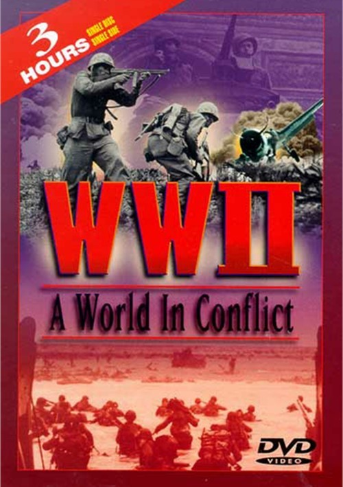 a world without conflict World victory without a military conflict is not the idea of the political nations at present they do not believe that any nation or any individual man could, by sheer peaceful political diplomacy, gain a world victory and thereafter dominate the world.