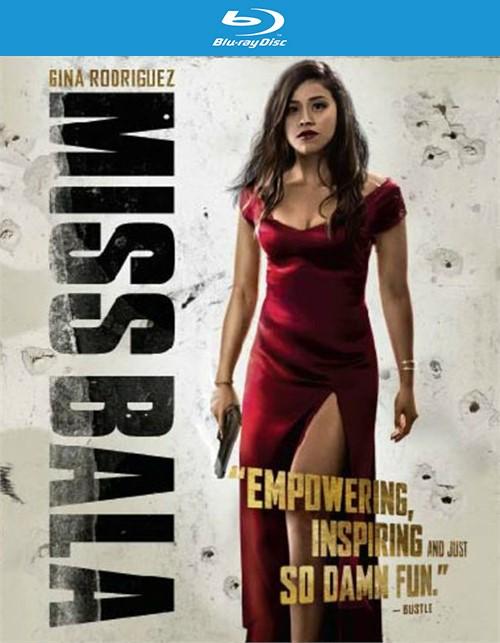 Miss Bala (Blu-ray + Digital)