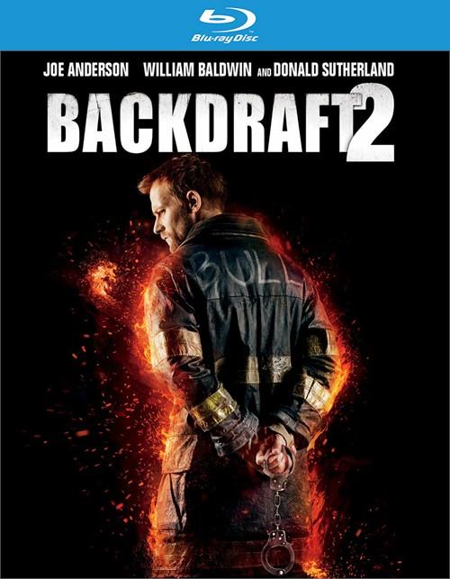 Backdraft 2 (Blu-ray + DVD + Digital)