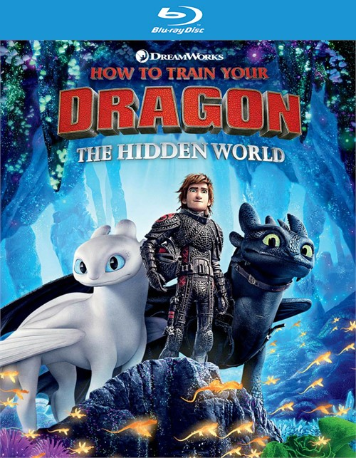 How to Train Your Dragon: Hidden World (4K/BLU-RAY/DIGITAL)