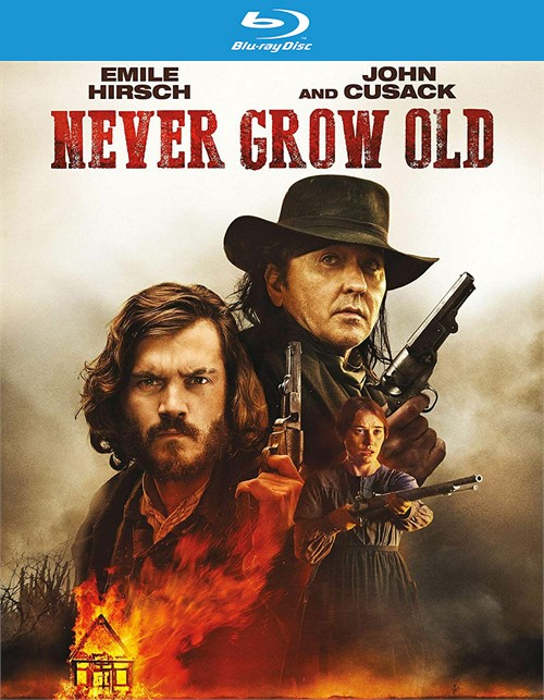 Never Grow Old (Blu-ray + Digital)