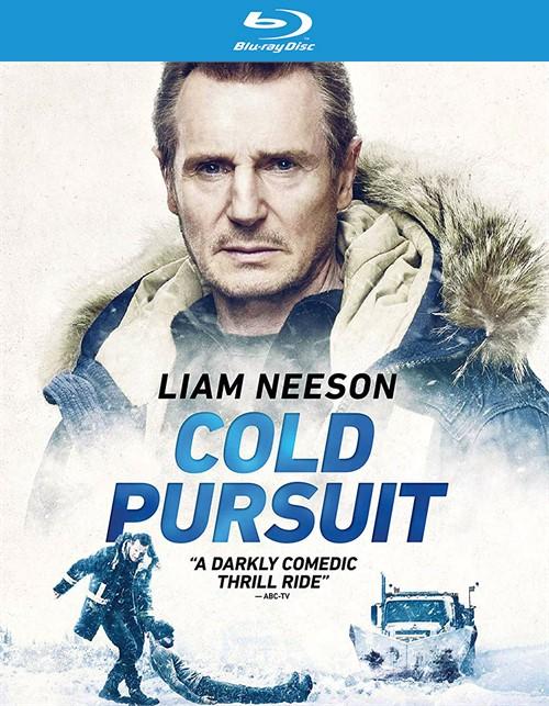 Cold Pursuit (BR/DVD/DIGITAL) (ENG W/SPAN-SUB)