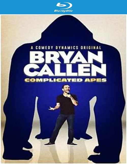 Bryan Callen: Complicated Apes (BLU-RAY)