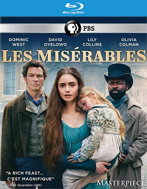 Masterpiece: Les Miserables (BLU-RAY)